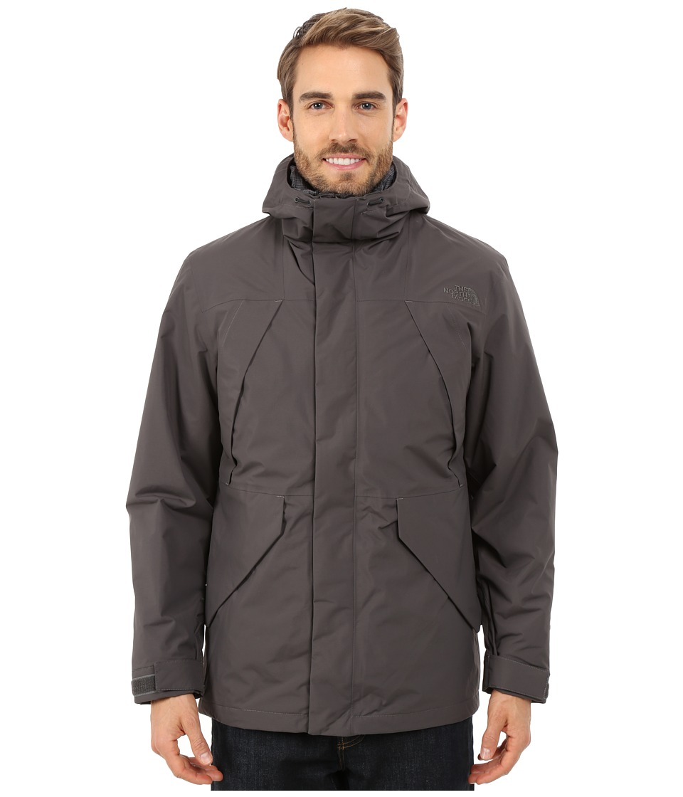 The North Face - Precipice Triclimate (Graphite Grey) Men's Coat