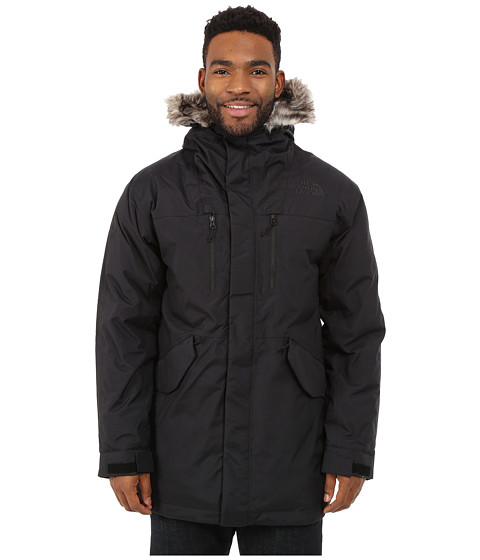 The North Face - Mount Logan Parka (TNF Black) Men