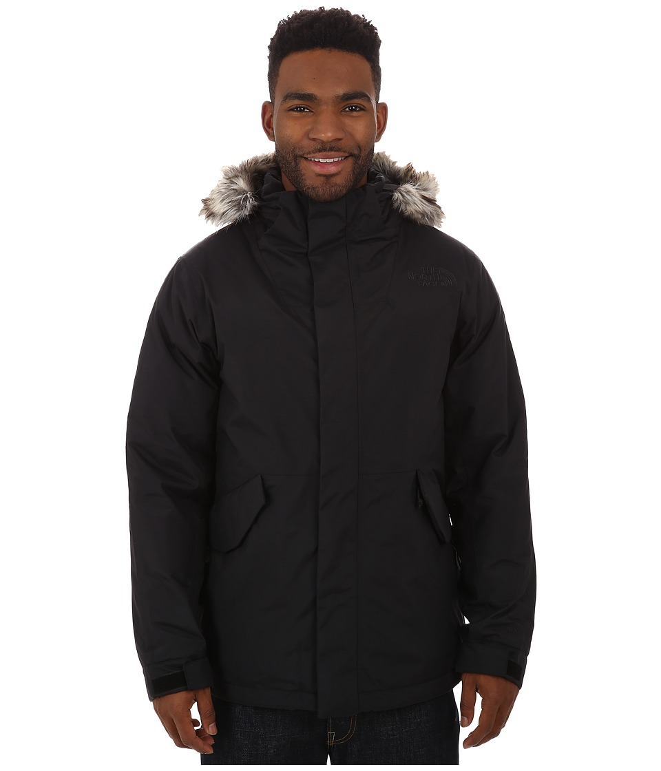 The North Face - Mount Logan Jacket (TNF Black) Men's Coat