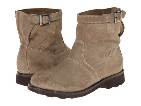 Bikkembergs - Vintage Suede Ankle Boot (Sand) Women's Boots