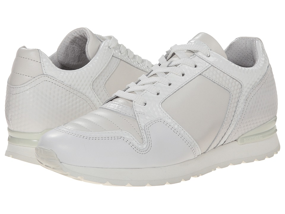 Bikkembergs Kate Low Top Trainer (White) Women