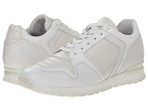 Bikkembergs - Kate Low Top Trainer (White) Women's Shoes