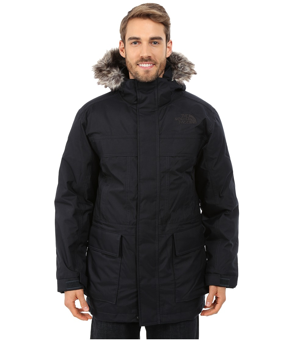 The North Face - McMurdo Parka II (Urban Navy) Men's Coat