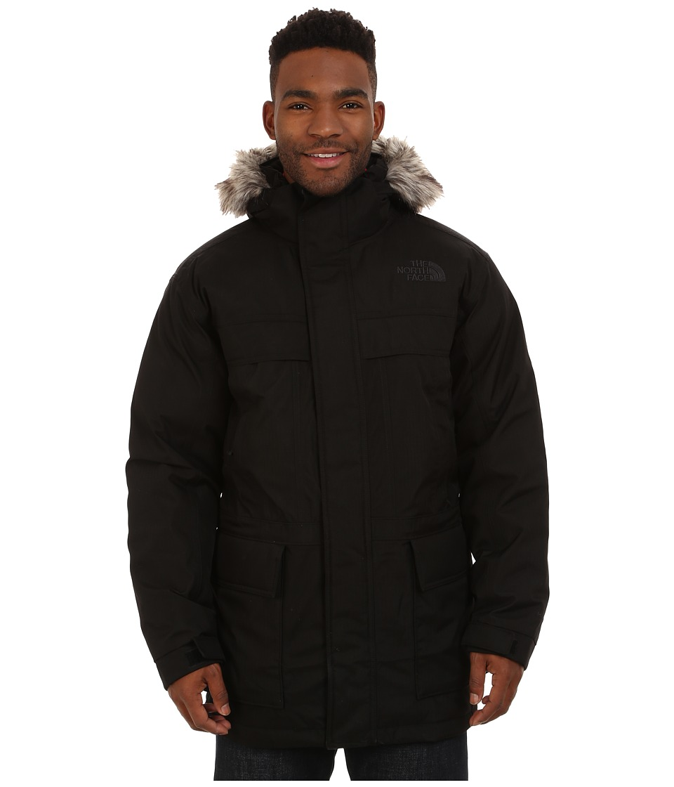 The North Face - McMurdo Parka II (TNF Black) Men's Coat
