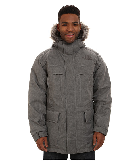 The North Face - McMurdo Parka II (Graphite Grey) Men