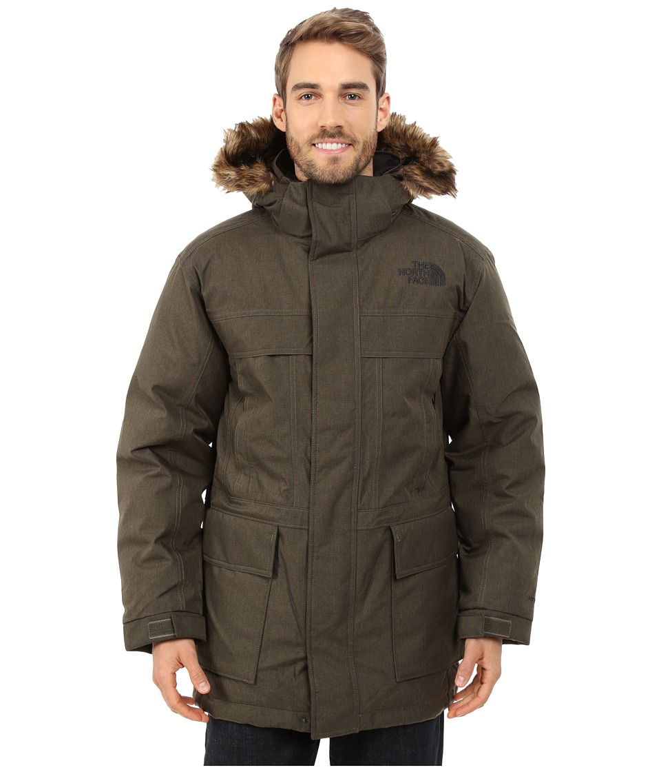 The North Face - McMurdo Parka II (New Taupe Green) Men's Coat