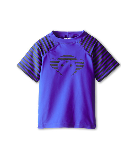 Appaman Kids - Rashguard (Toddler/Little Kids/Big Kids) (Bottle Blue) Boy