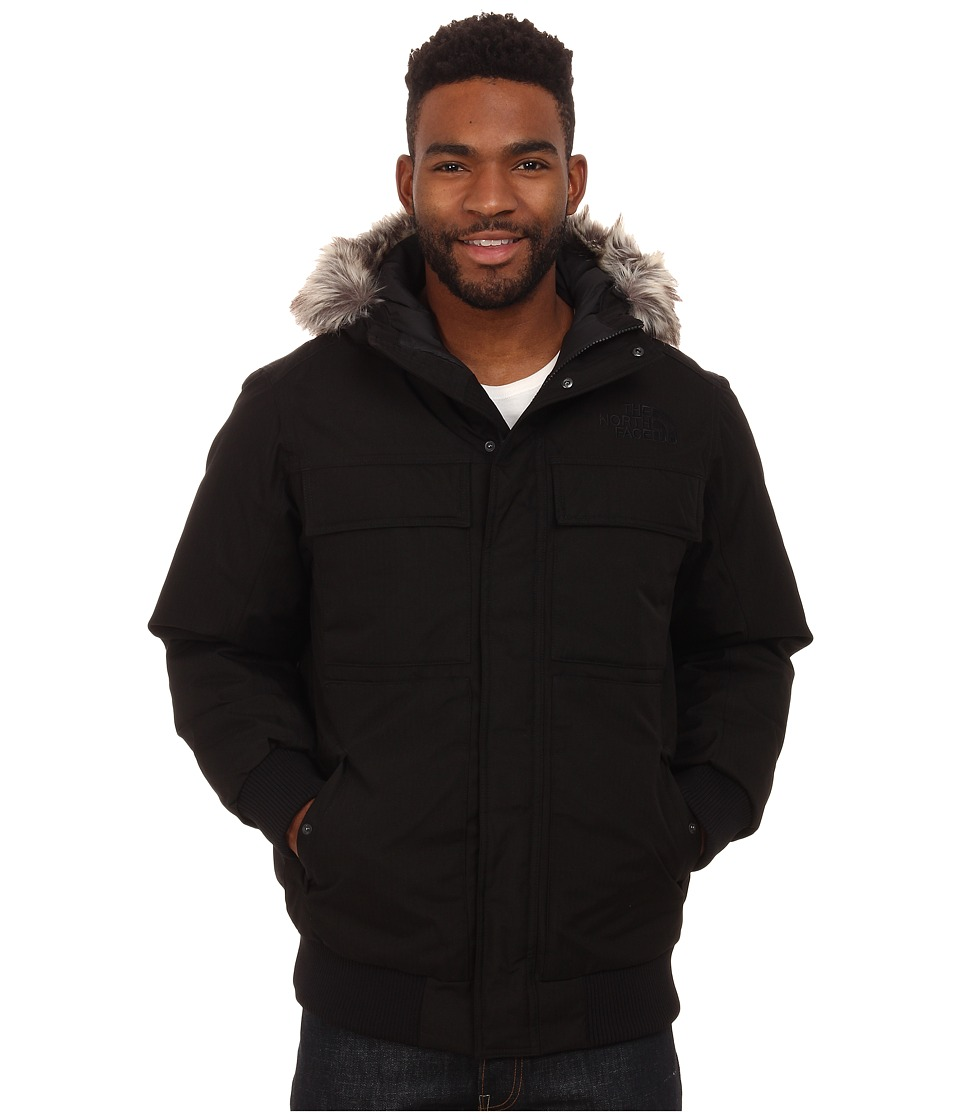 The North Face - Gotham Jacket II (TNF Black (Prior Season)) Men's Coat