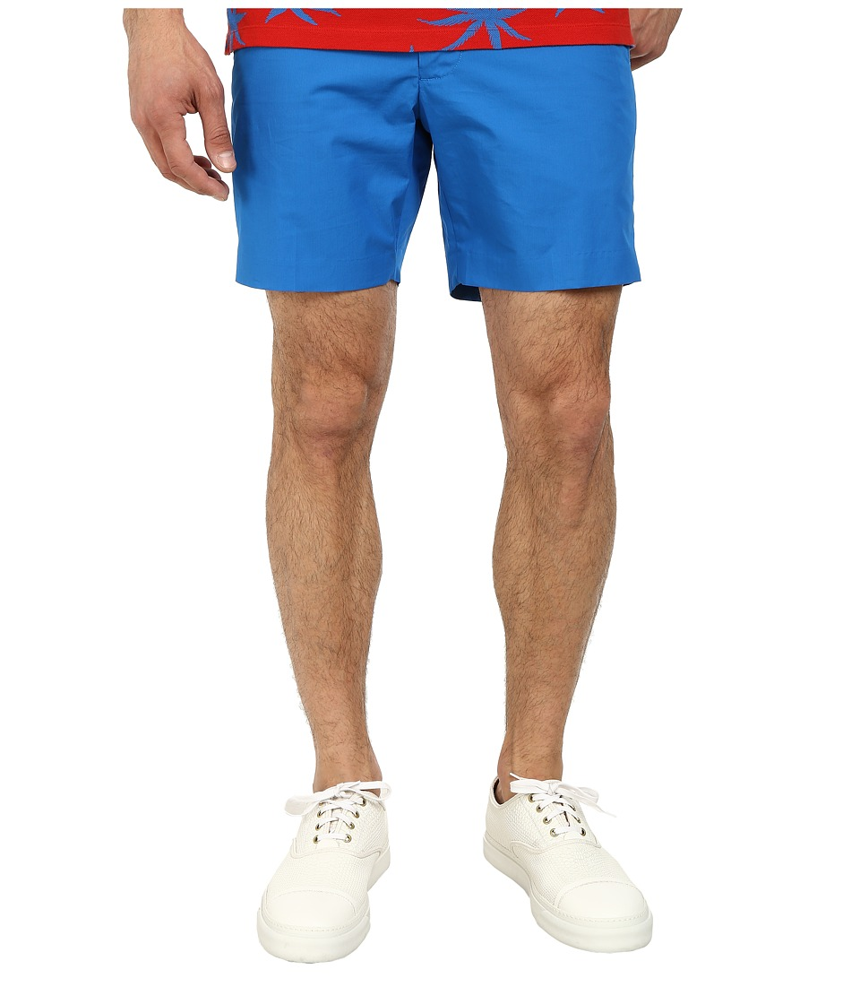 Marc by Marc Jacobs - Harvey Twill (Directoire Blue) Men's Shorts