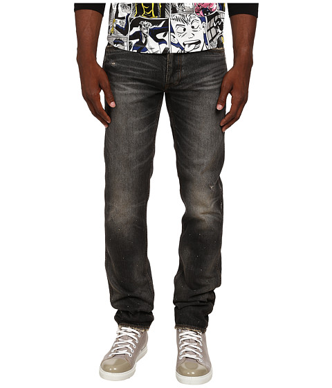 Marc by Marc Jacobs - Jimmy Denim in Worn Grey (Worn Grey) Men