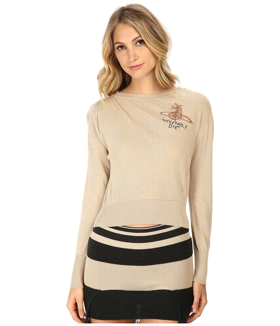 Vivienne Westwood Gold Label - Nut Jumper (Beige) Women