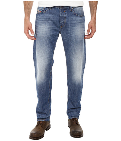Diesel - Waykee Straight 0839C (Denim) Men's Jeans