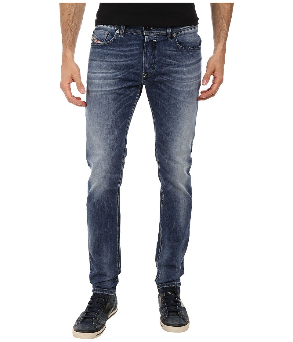 Diesel - Sleenker Skinny 0840F (Denim) Men's Jeans