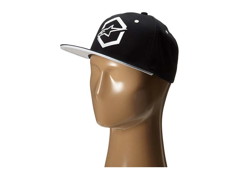 Alpinestars - Ajax Hat (Black) Caps