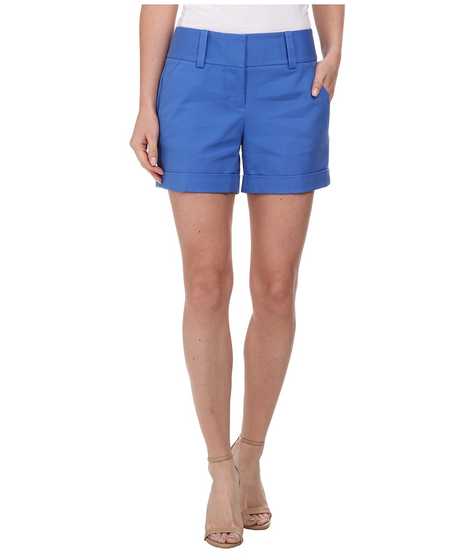 Vince Camuto - Cuffed Shorts (Classic Blue) Women
