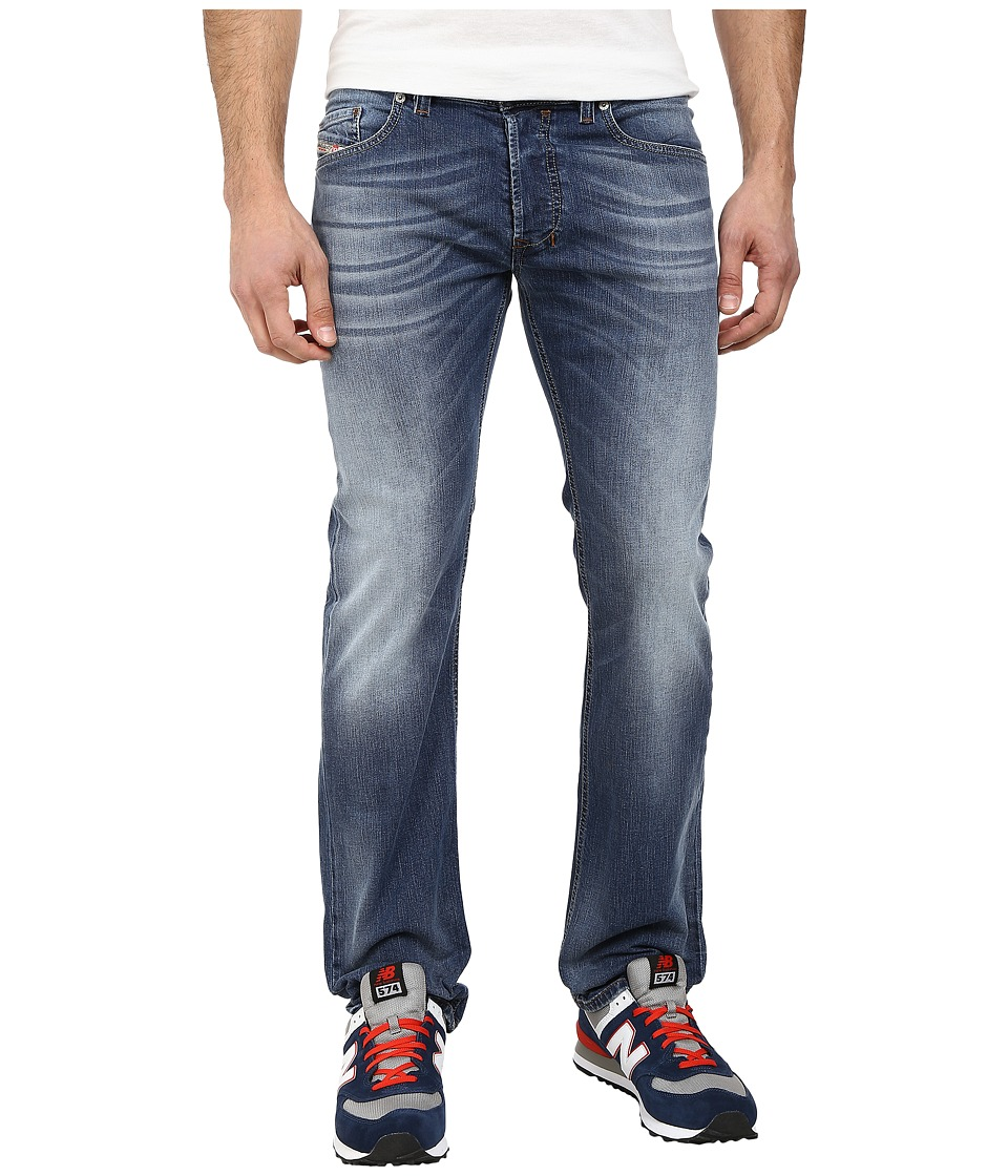 Diesel - Safado Slim Straight 0840F (Denim) Men's Jeans