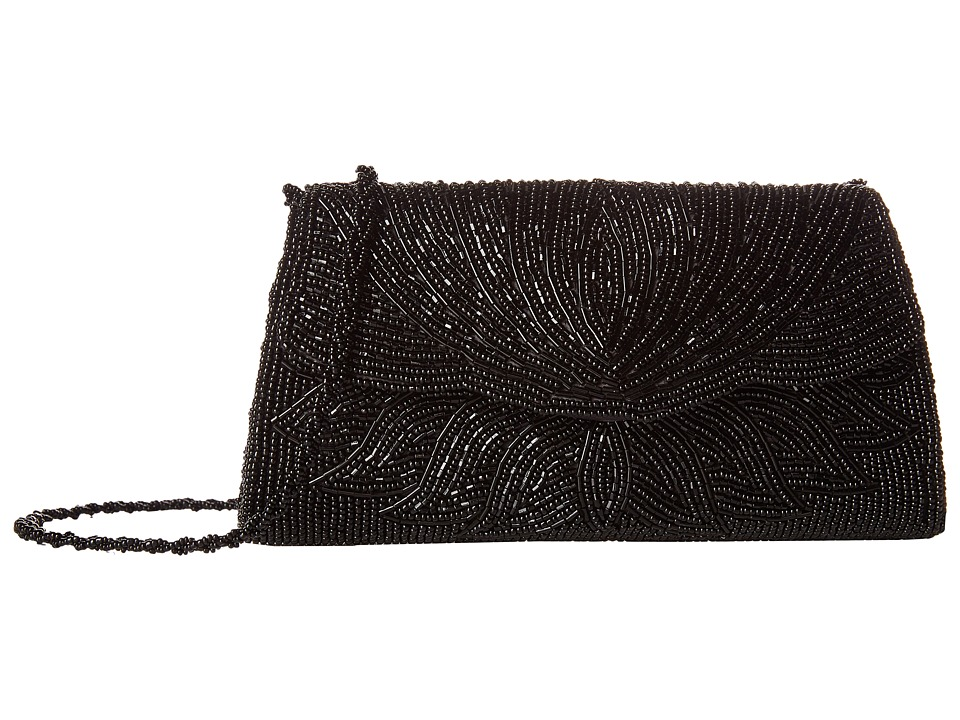 Nina - Hagar (Black) Clutch Handbags