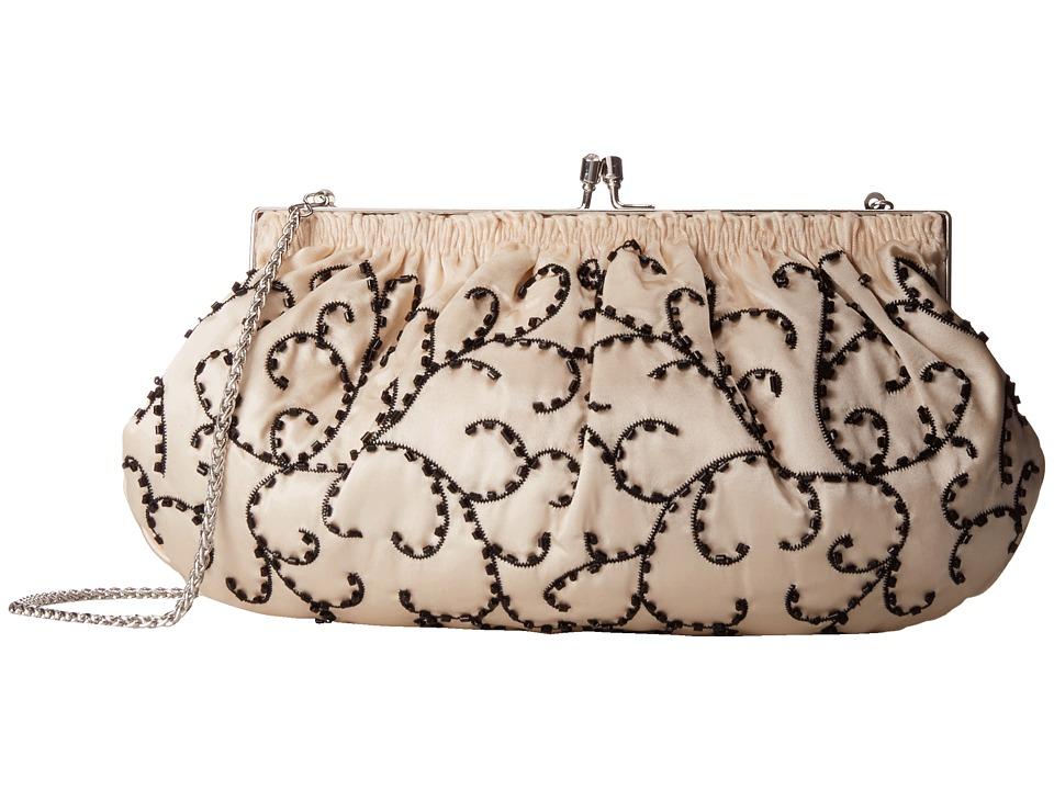 Nina - Hamill (Champagne/Black) Handbags