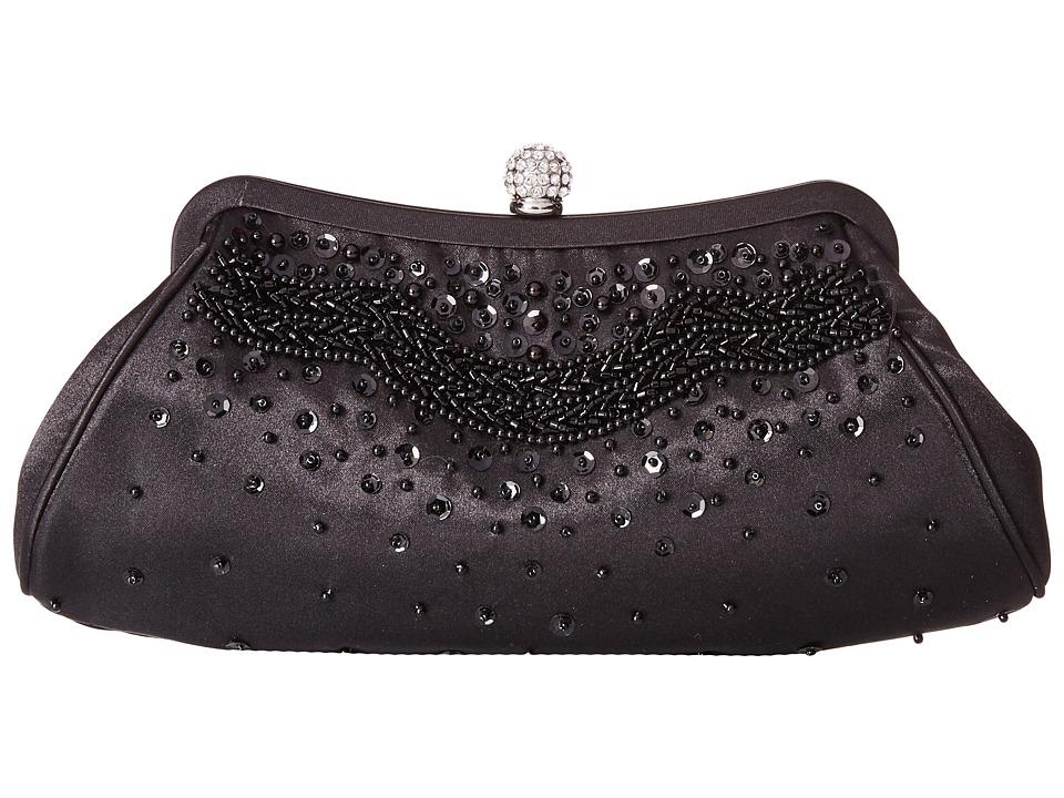 Nina - Hobson (Black/Black) Handbags