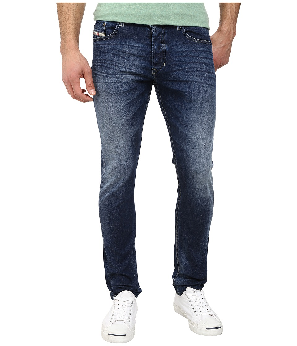 Diesel - Tepphar Tapered 0839H (Denim) Men