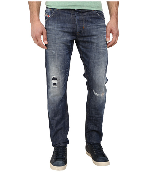 Diesel - Krayver Slim Tapered 0840J (Denim) Men's Jeans