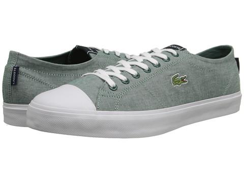 Lacoste - Marcel Chunky TC LIN (Dark Green/Dark Green) Men's Shoes