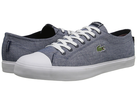 Lacoste - Marcel Chunky TC LIN (Dark Blue/Dark Blue) Men's Shoes