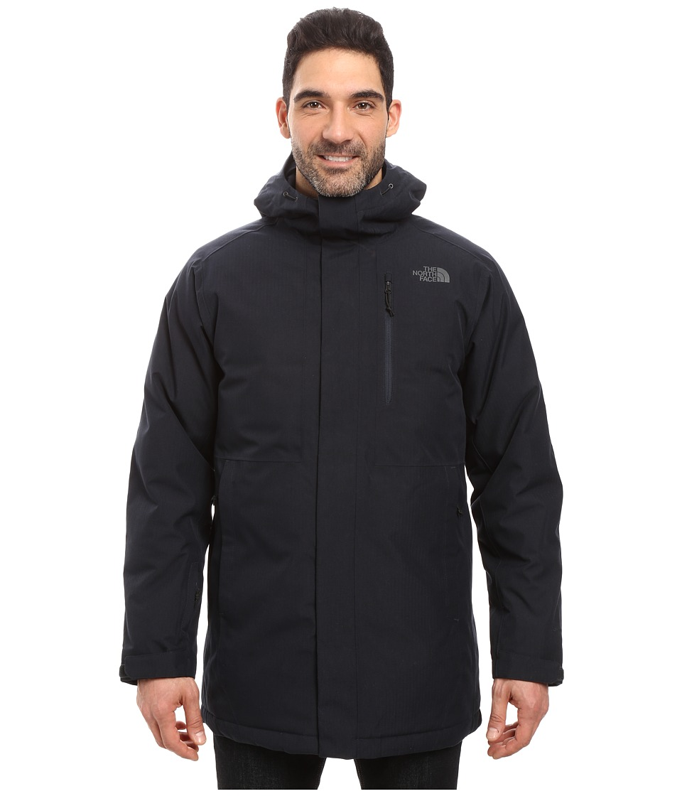 The North Face - Mount Elbert Parka (Urban Navy Heather) Men's Coat