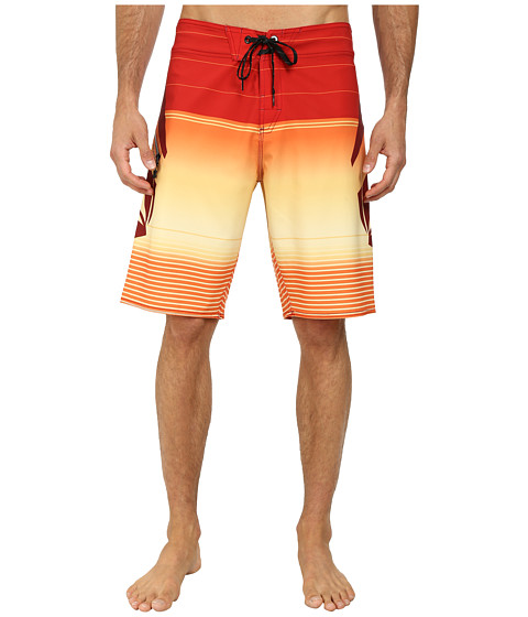 Volcom - Stoney Mod 21 Boardshort (Orange Pop) Men's Swimwear