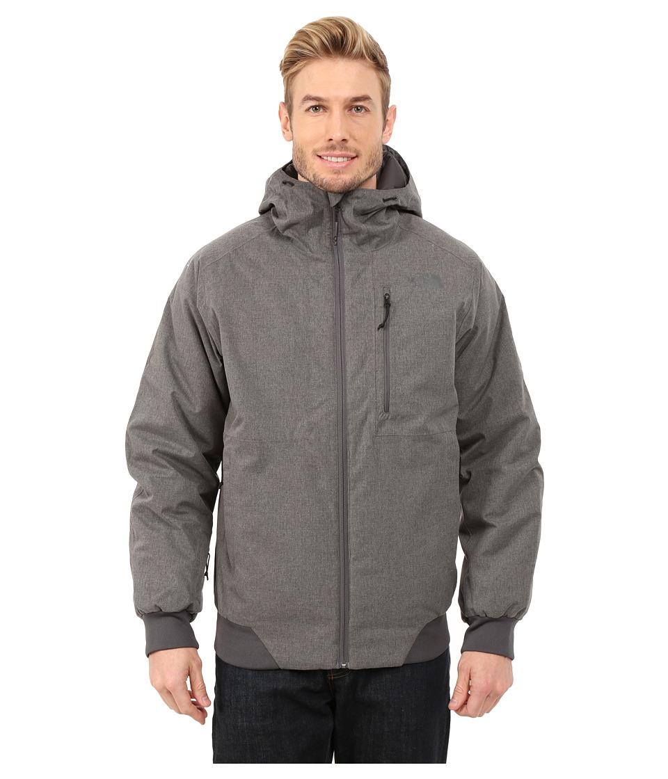 The North Face - Mount Elbert Bomber (Graphite Grey Heather) Men's Coat