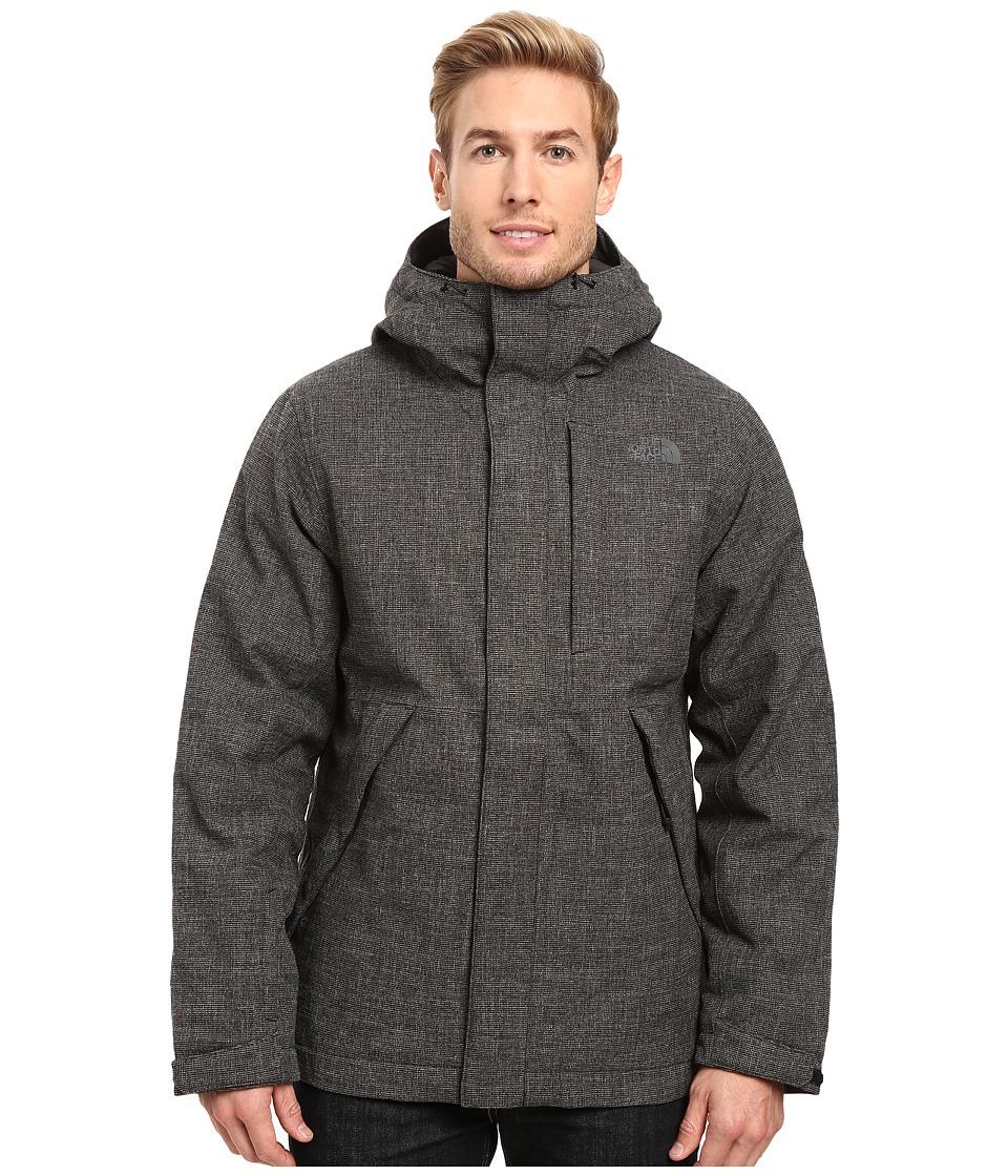 The North Face - Tweed Stanwix Jacket (TNF Black Tweed) Men's Coat