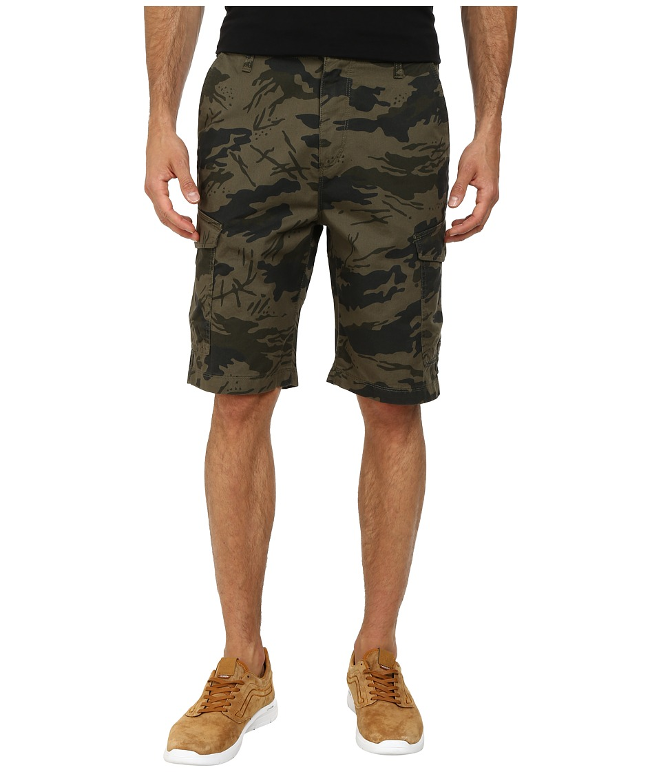Volcom - Fieldstone Cargo Short (Army) Men's Shorts
