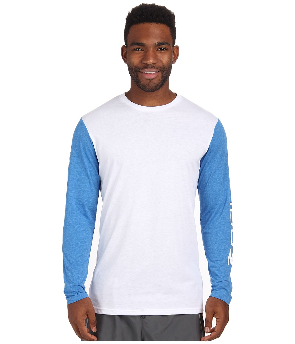 Volcom - Sleever Surf Tee (Bold Blue) Men's T Shirt