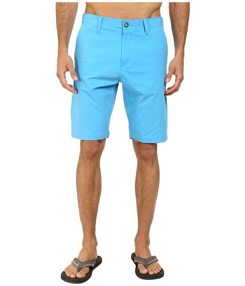 Volcom - Fruckin Drip-Dry Short (Cyan Blue) Men