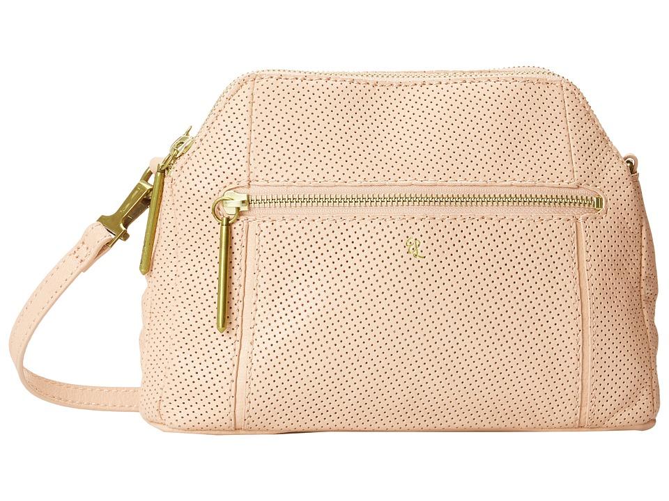 Elliott Lucca - Faro Portfolio Demi (Apricot Perf) Briefcase Bags