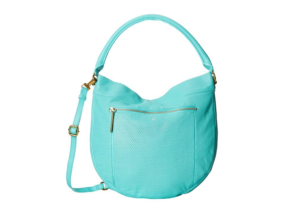 Elliott Lucca - Faro City Hobo (Reef Perf) Hobo Handbags