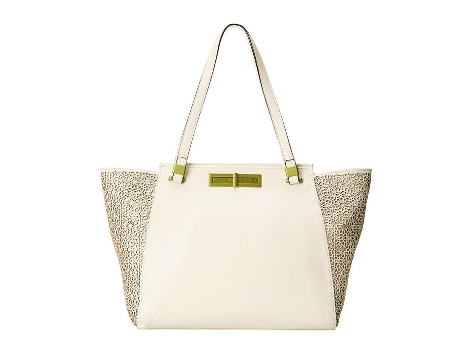 Elliott Lucca - Daphne Shoulder Tote (Linen Moroccan) Tote Handbags