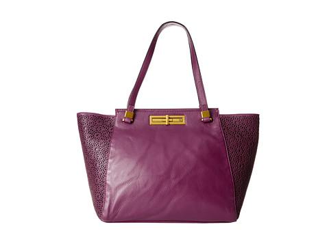 Elliott Lucca - Daphne Shoulder Tote (Orchid Moroccan) Tote Handbags