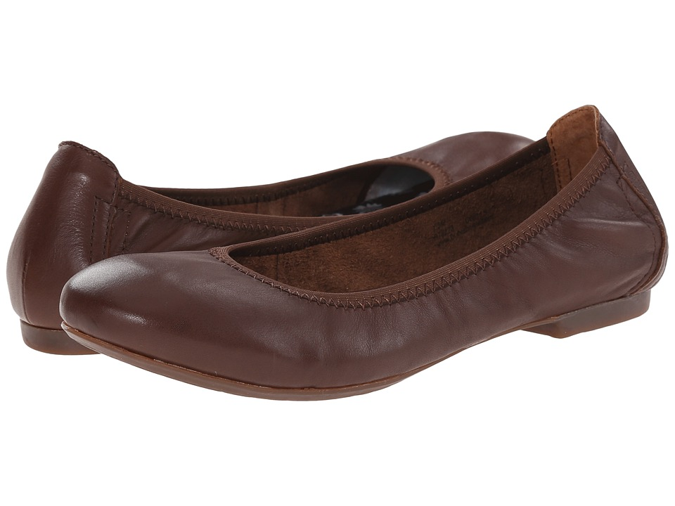 Born Julianne (Castagno (Dark Brown) Full Grain) Women
