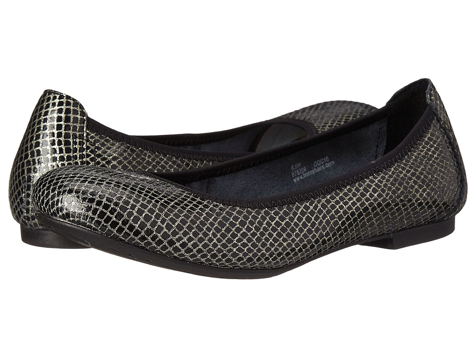 Born - Julianne (Platino (Black) Printed Snake) Women