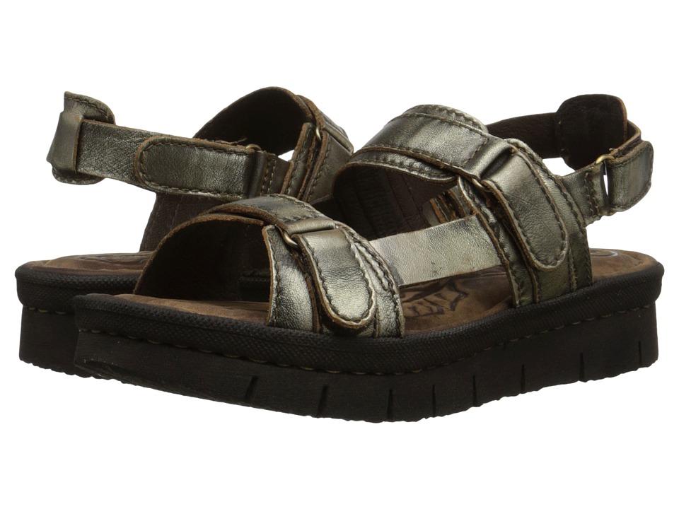 Born - Neda (Gold Metallic) Women's Sandals