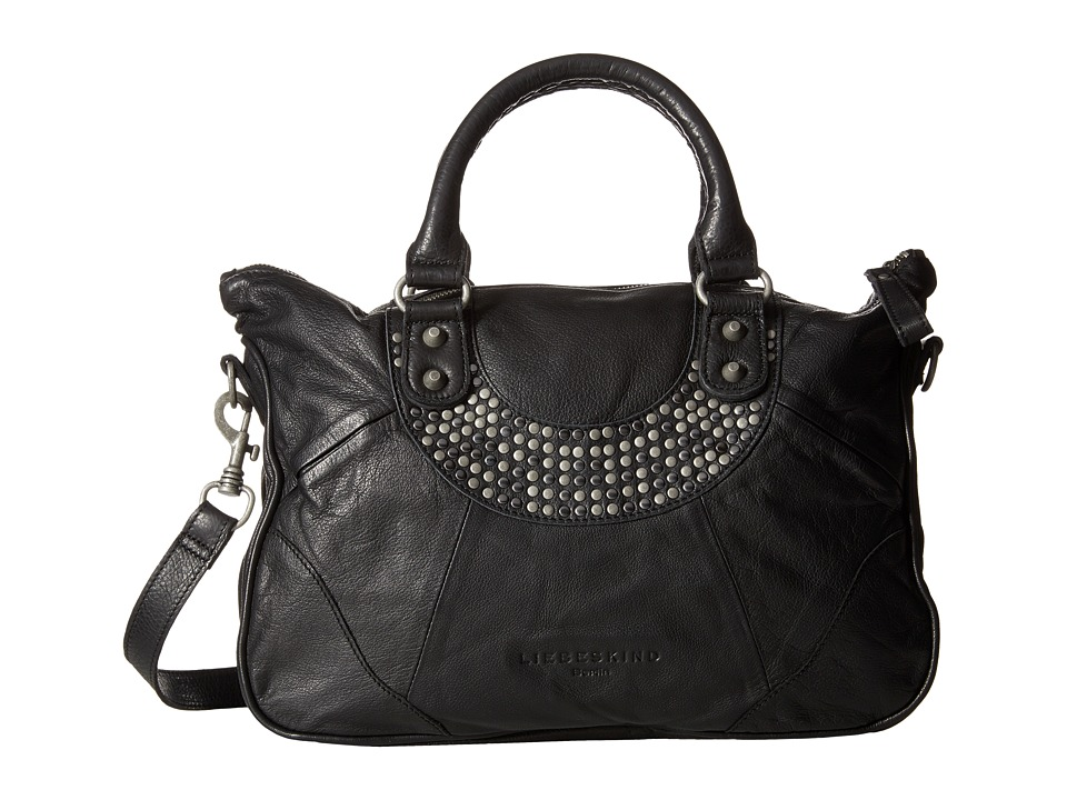 Liebeskind - Esther (Black) Satchel Handbags