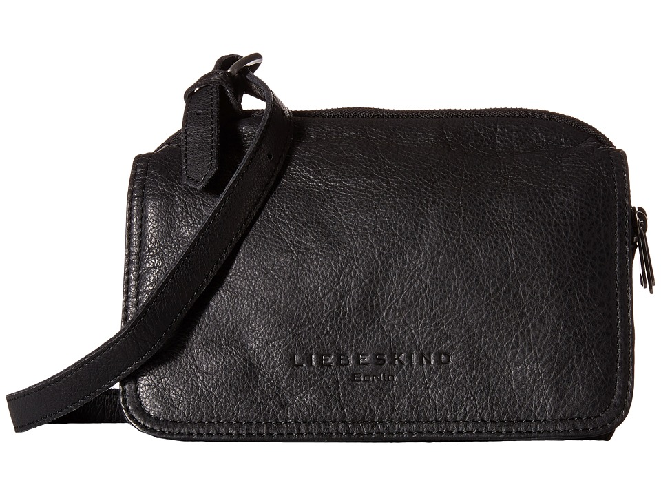 Liebeskind - Maike (Black) Cross Body Handbags