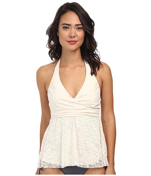 Athena - Gazebo Wrap Tankini (White) Women