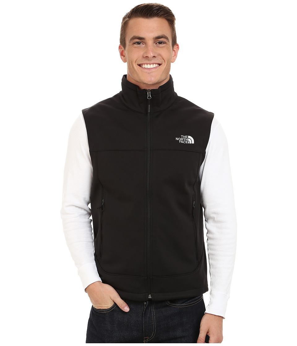 The North Face - Canyonwall Vest (TNF Black (Prior Season)) Men's Vest