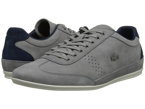 Lacoste - Misano 35 (Grey) Men's Shoes