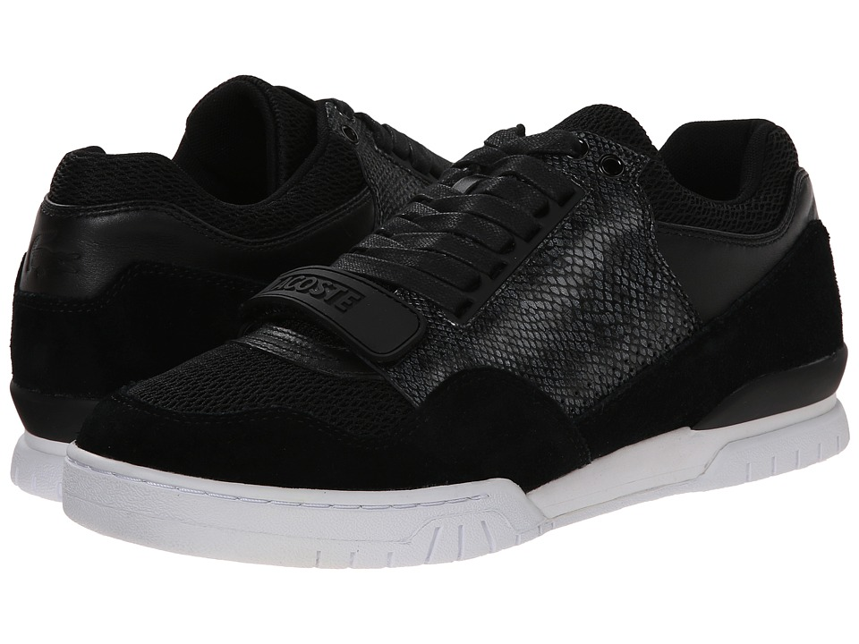 Lacoste - Missouri MP (Black) Men's Shoes