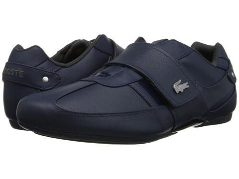 Lacoste - Protected LX (Dark Blue/Dark Grey) Men's Shoes