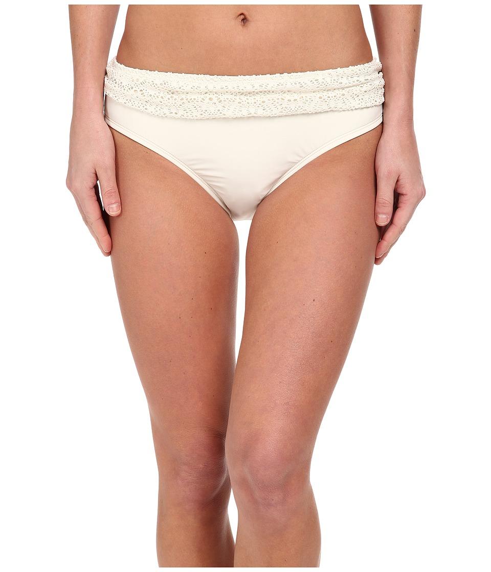 Athena - Gazebo Banded Pant (White) Women's Swimwear