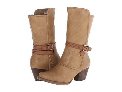 Bare Traps - Roxie (Taupe) Women's Boots